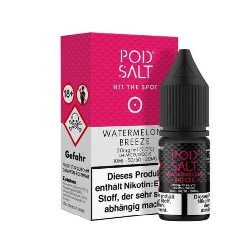POD SALT WATERMELON BREEZE