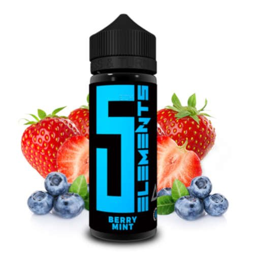 Aroma Longfill 10ml Vovan 5 Elements Berry