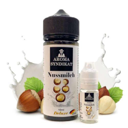 Aroma Longfill 10ml Syndikat Nussmilch