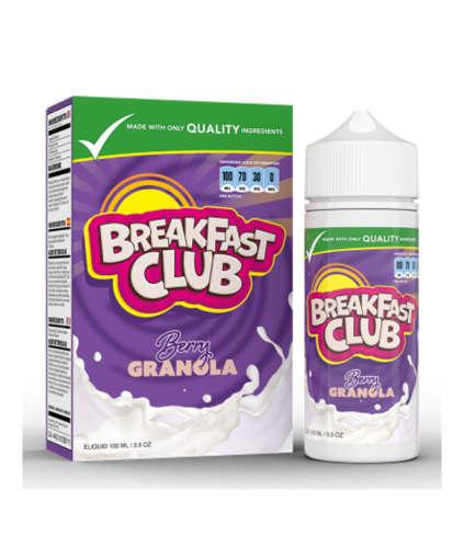 Breakfast Club Berry Granola E-Liquid 100ml