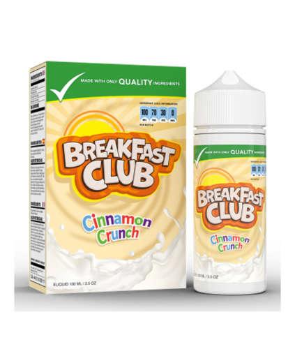 Breakfast Club Cinnamon Crunch E-Liquid 100ml