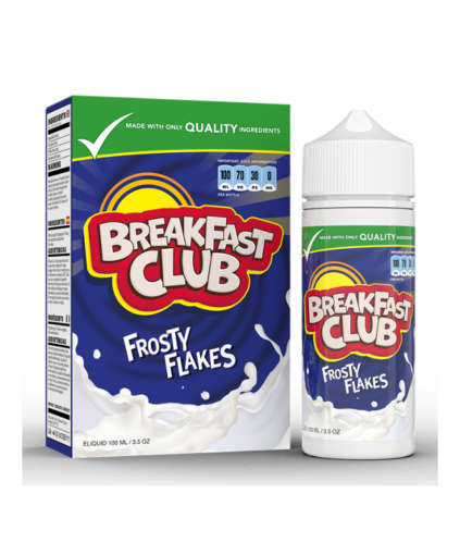 Breakfast Club Frosty Flakes E-Liquid 100ml