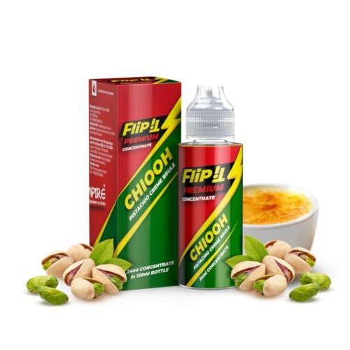 Flip It CHIOHH PJ Empire Flaschendunst 24ml Aroma Longfill Liquid und Shortfill