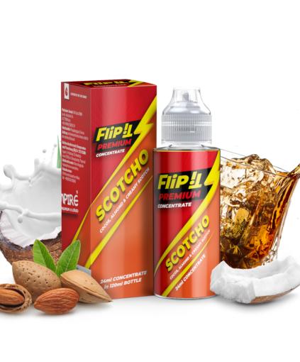 Flip It Scotcho PJ Empire Flaschendunst 24ml Aroma Longfill Liquid und Shortfill