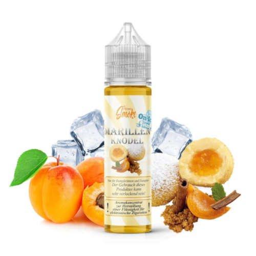 Aroma Longfill 20ml Flavour Smoke Marillenknödel Ice