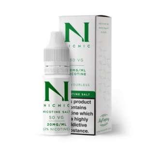 My Vapery NIc Nic Nikotinsalz Shot Nic-Shot 10ml 20mg 50/50