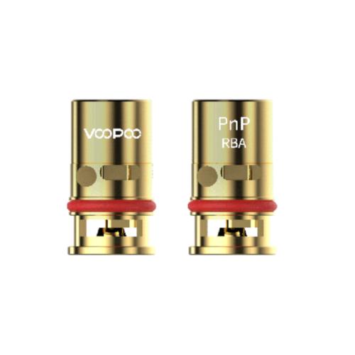 VooPoo PnP Mesh MTL Coil Verdampferkopf VM1 0,3 Ohm TM1 0,6 VM6 0,15 R2 1,0 VM3 0,45 VM4 0,6 RBA