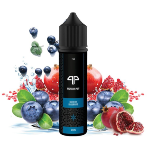 Aroma Longfill 15ml Professor Puff Blueberry Pomegranate