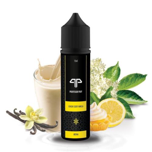 Professor Puff Lemon Elder Vanilla Aroma und Longfill