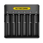 Nitecore Q6 Quickcharger 6er Ladegerät