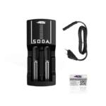EFESt SODA Ladegerät für Li-Ion Akkus