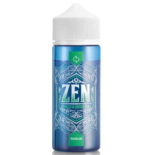 Sique Berlin ZEN 100ml Liquid und Shortfill