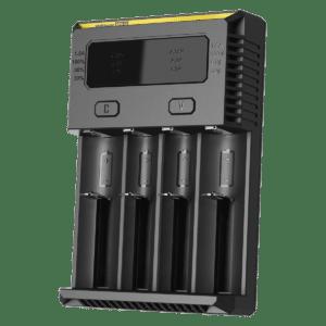 Nitecore Intellicharge New i4 Ladegerät