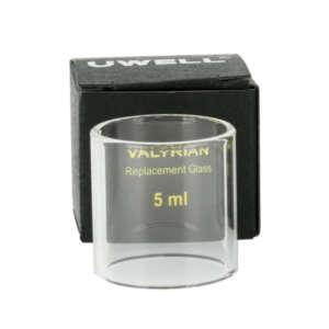 Uwell Valyrian 5ml Ersatzglas, Ersatztanks, Pyrexglas und Bubble