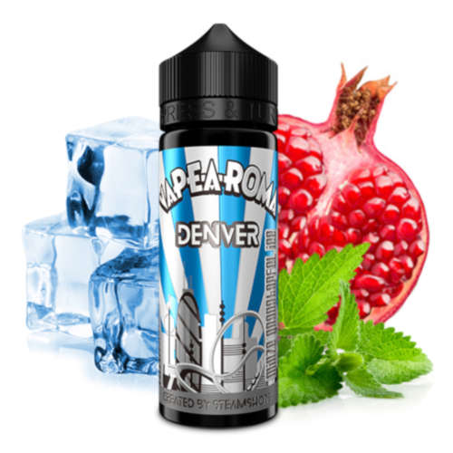 Aroma Longfill 20ml Vape-A-Roma by Steamshots Denver