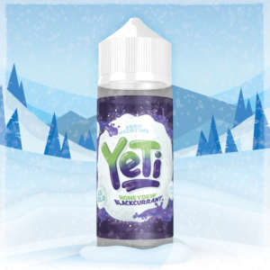 Yeti Honeydew Blackcurrant 100ml Liquid und Shortfill