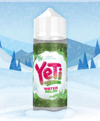 Yeti Watermelon 100ml Liquid und Shortfill