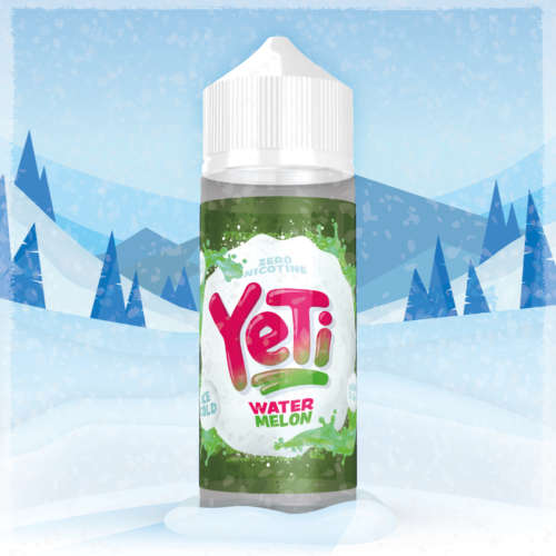 Yeti Watermelon 100ml Liquid und Shortfill