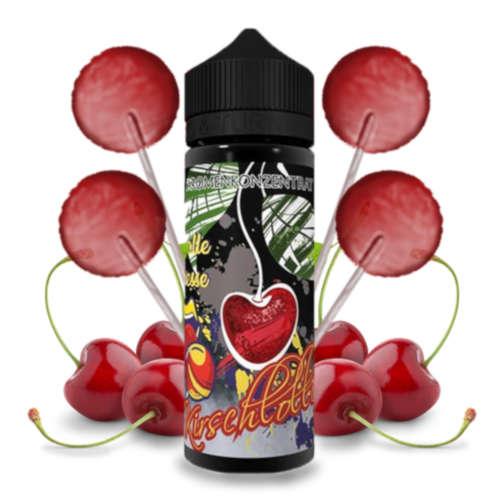 Aroma Longfill 10ml Lädla Juice Volle Fresse Kirschlolliii