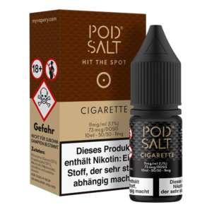 Cigarette Pod Salt Nikotinsalz 11mg/ml Liquid Saltnic und Shortfill