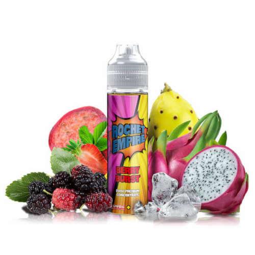 Rocket Empire Berry Burst Aroma und Longfill