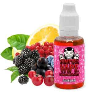 Aroma Longfill 30ml Vampire Vape Pinkman