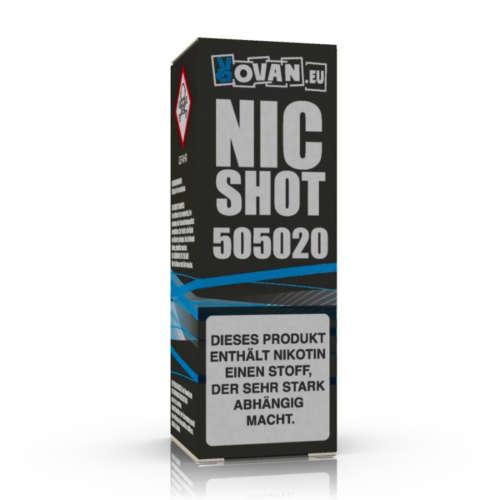 Vovan Nikotin Shot Nic-Shot 10ml 20mg 50/50