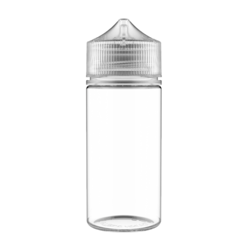 Chubby Gorilla 200ml transparent Unicorn PET Leerflasche und Flaschen