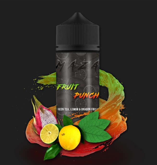 MaZa Fruit Punch 20ml Aroma Longfill Liquid und Shortfill