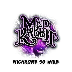 Mad Rabbit Ni90 Wire Drahtrollen Coils für Selbstwickler und Verdampfer