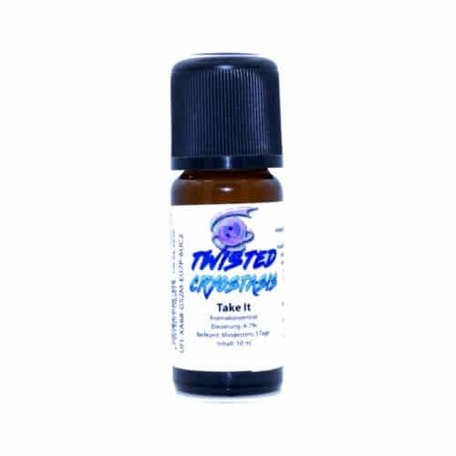 Twisted Vaping Cryostasis Take It 10ml Aroma
