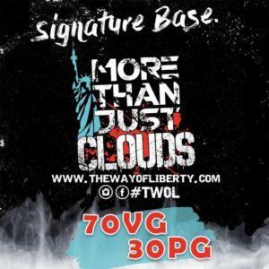 Basis zur Herstellung von Liquid für E-Zigaretten TWOL Siganture Base 70VG/30PG