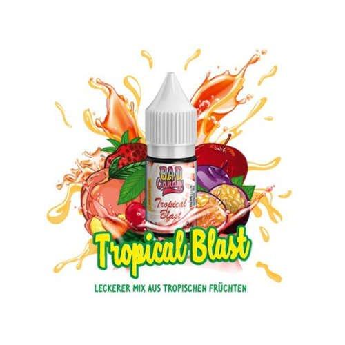 Bad Candy Aroma 10ml Tropical Blast ein Mix aus tropischen Früchten