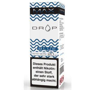 Max Drop Blue Nikotin Shot Nic-Shot 10ml 20mg 70/30