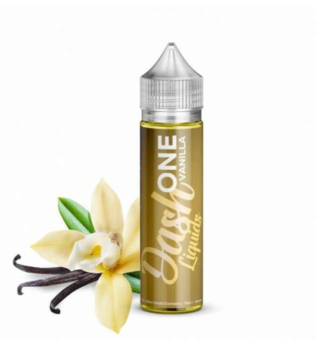 Dash One Vanilla Aroma Longfill 15ml